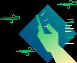 Odal Vindkraftverk kontakt illustrasjon