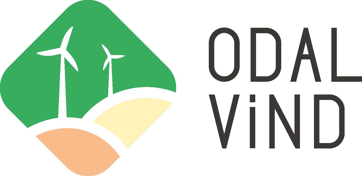 Odal Vindkraftverk sin logo