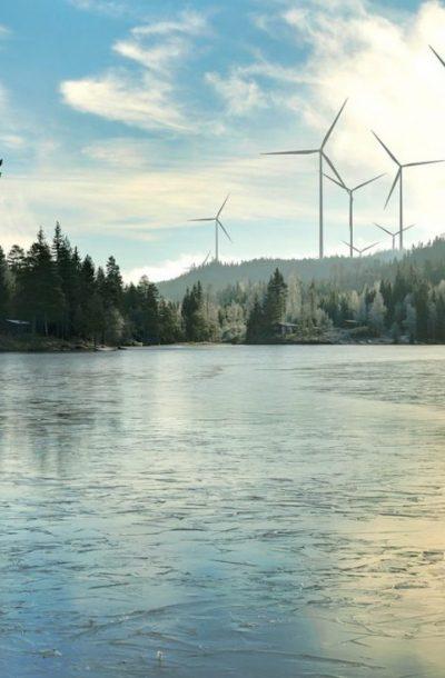 Vindfraftverket i Nord-Odal